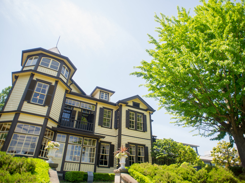 西洋館 外交官の家