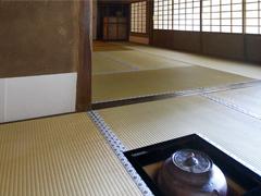 一条恵観山荘茶室2