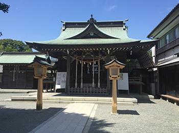 鴨居八幡神社(かもいはちまんじんじゃ)